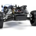 Traxxas Nitro Sport RTR w/TQ Radio & Pro.15 Engine (w/Easy Start Battery, Charger, Fuel Bottle)