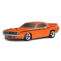 HPI Nitro RS4 RTR 3 EVO+ Touring Car (Plymouth AAR 'Cuda)