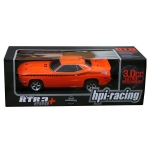 HPI Nitro RS4 RTR 3 EVO+ Touring Car (Plymouth AAR 'Cuda)