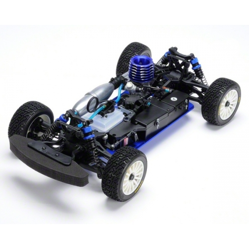 Kyosho Drx 4wd 1 9th Citroen C4 Gp R S Nitro Rally Car W