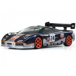 Kyosho Fazer McLaren F1 GTR ReadySet 1/10 Nitro Touring Car w/Syncro 2.4GHz Radio