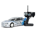 Schumacher Nitro Fusion 28 Turbo RTR Touring Car w/2.4GHz Radio System (Blue/Silver)