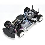 Schumacher Nitro Fusion 28 Turbo RTR Touring Car w/2.4GHz Radio System (Blue/Silver)