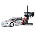 Schumacher Nitro Fusion 28 Turbo RTR Touring Car w/2.4GHz Radio System (Red/Silver)