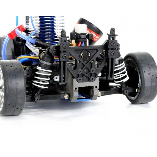 Traxxas Nitro 4 Tec 3 3 W 2 4ghz Radio 1 10 Rtr Nitro Sedan