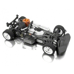 "XRAY NT1 2010 Limited Edition ""Ralph Burch WC"" Luxury 1/10th Nitro Competition Touring Car"