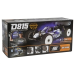 "Hot Bodies D815 ""Tessmann Worlds Edition"" 1/8 Off Road Competition Buggy Kit"