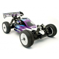 Mugen MBX6 M-Spec 1/8 Off-Road Competition Race Roller Buggy (NO Wheels, Tires, Body Wrap)