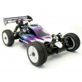 Mugen MBX6 M-Spec 1/8 Off-Road Competition Race Roller Buggy (w/Wheels, Tires & Stickers)