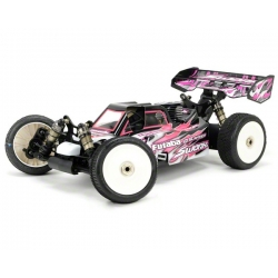 SWorkz S350 EVO II Pro 1/8 Off-Road Nitro Buggy Kit