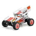 OFNA Hyper Sprint RTR 1/8th Dirt Oval Sprint Car (w/28 Pull Start Engine)