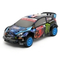 HPI Ken Block WR8 Flux 2013 GRC Ford Fiesta 1/8 RTR Electric Rally Car w/2.4GHz Radio