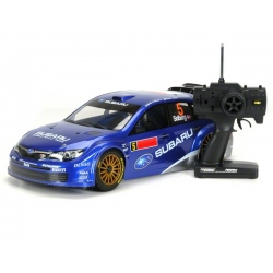 Kyosho DRX 4WD 1/9th Subaru Impreza WRC 08 Nitro Rally Car w/GXR18 Engine