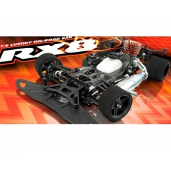 XRAY RX8 1/8 On Road Competition Racing Car Kit