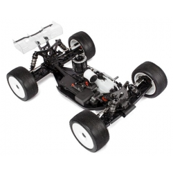 HB Racing D817T 1/8 4WD Off-Road Nitro Truggy Kit