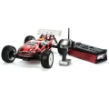 Losi 8IGHT-T 2.0 1/8 4WD RTR Truggy (w/DX3S Radio, Telemetry Installed & Starter Box)