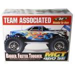 Team Associated Monster GT 4.60 SE 1/8 Scale RTR Monster Truck!
