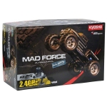 Kyosho Mad Force Kruiser ReadySet 1/8 Scale Monster Truck w/Syncro 2.4GHz Transmitter