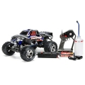 Traxxas Nitro Stampede RTR Monster Truck w/Easy Start Batteries & Charger