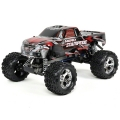 Traxxas Nitro Stampede 1/10 RTR Monster Truck w/TQ 2.4GHz Radio, Easy Start & DC Charger