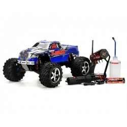 Traxxas T-Maxx 3.3 4wd RTR Nitro Monster Truck (Forward Only) Battery, Charger w/2.4Ghz Radio