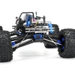 Traxxas Revo 3.3 4WD RTR Nitro Monster Truck w/TQi 2.4Ghz & Traxxas Link Wireless Module
