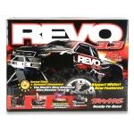 Traxxas Revo 3.3 4wd RTR Nitro Monster Truck w/2.4GHz 3-Channel Radio