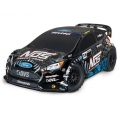 Traxxas NOS Deegan #38 Ford Fiesta ST RTR 1/10 4WD Rally Car w/TQ 2.4GHz Radio & Battery