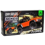 "Axial SCX10 ""Dingo"" 1/10th 4WD Electric Rock Crawler ""Builders Kit"""