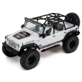 "Axial SCX10 ""2012 Jeep Wrangler Unlimited C/R Edition"" 4WD Electric Rock Crawler Kit"