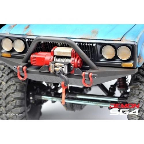 Cross RC Demon SG4C 1/10 4x4 Crawler Kit w/Hard Body & Metal