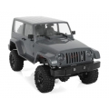 RC4WD 1/18 Gelande II RTR Scale Mini Crawler w/Black Rock Body Set & 2.4GHz Radio