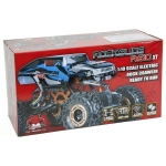 Redcat Racing Rockslide RS10 XT 1/10 RTR 4WD Rock Crawler w/3-Channel 2.4GHz Radio (Blue)