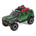 Redcat Everest Gen7 PRO 1/10 4WD RTR Scale Rock Crawler w/2.4GHz Radio (Green)
