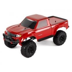 Traxxas TRX-4 Sport 1/10 Scale Trail Rock Crawler (Red) w/XL-5 HV ESC & TQ 2.4GHz Radio
