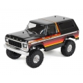 Traxxas TRX-4 1/10 Trail Crawler Truck w/'79 Bronco Ranger XLT Body (Sunset) w/TQi 2.4GHz Radio