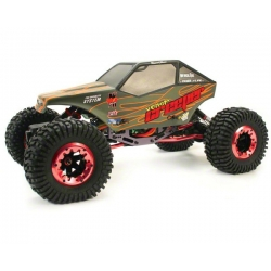 Venom Creeper 1/10th Competition Rock Crawler Kit (Red)
