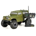 Venom Creeper Safari 1/10th Competition RTR Rock Crawler (Green)