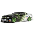 HPI E10 Drift RTR w/Monster Mustang Body & 2.4GHz Radio System