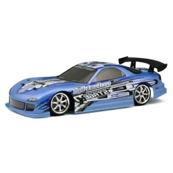 HPI E10 Drift RTR with Mazda RX-7 FD3S (190mm)