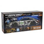 HPI Sport 3 Flux RTR 1/10 Touring Car w/Falken Porsche 911 GT3 RSR Body & 2.4GHz Radio