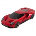 Traxxas 4-Tec 2.0 1/10 RTR Touring Car w/Ford GT Body (Red) & TQi 2.4GHz Radio System