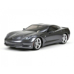 Vaterra 2014 Chevrolet Corvette V100S 1/10 RTR w/DX2E 2.4GHz, NiMH Battery & Charger