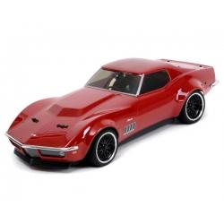 Vaterra 1969 Custom Corvette V100S 1/10 RTR w/DX2E 2.4GHz, NiMH Battery & Charger