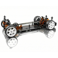 XRAY T3 - 2012 EU Rubber-Spec Competition 1/10 Electric Touring Car