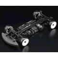 Yokomo BD9 1/10 4WD Electric Touring Car Kit w/AXON Parts (Carbon Chassis)